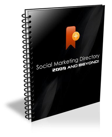 Social Marketing 2009