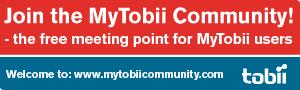 MyTobii Community