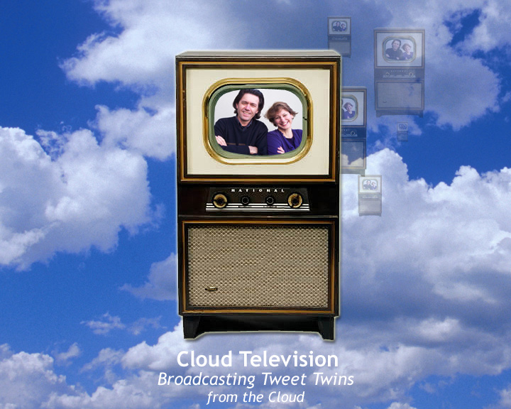 Broadcasting from the cloud