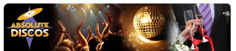 Absolute Disco equipment and DJ Rental Services
