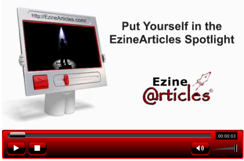 ezine articles video