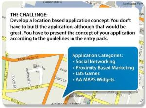 GeoSmart Location Innovation Challenge Ambient Social