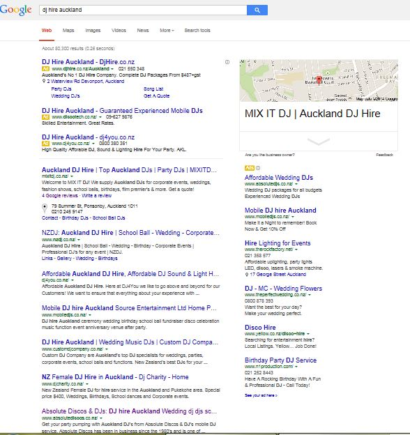 Google Changes February 2014